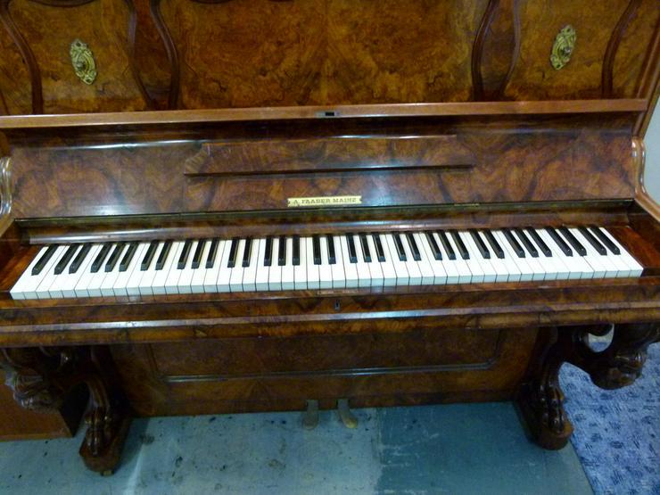 Bild 3: Klavier A. Faaber Mainz