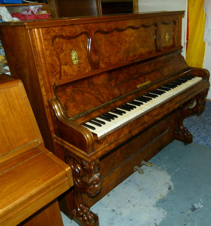 Bild 4: Klavier A. Faaber Mainz