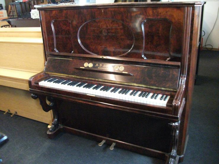 Klavier Schake