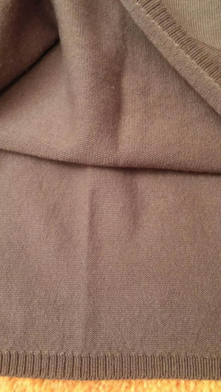 Bild 4: Damen Kleid Strickkleid Gr.S in brau NW