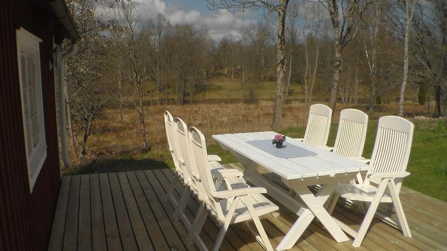 Bild 7: Ferienhaus am Wasser ohne Nachbarn in Schweden