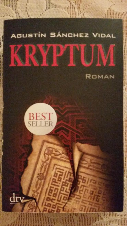 Bestseller Thriller KRYPTUM