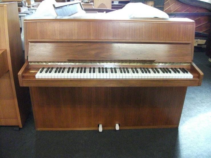 Bild 3: Klavier Rippen
