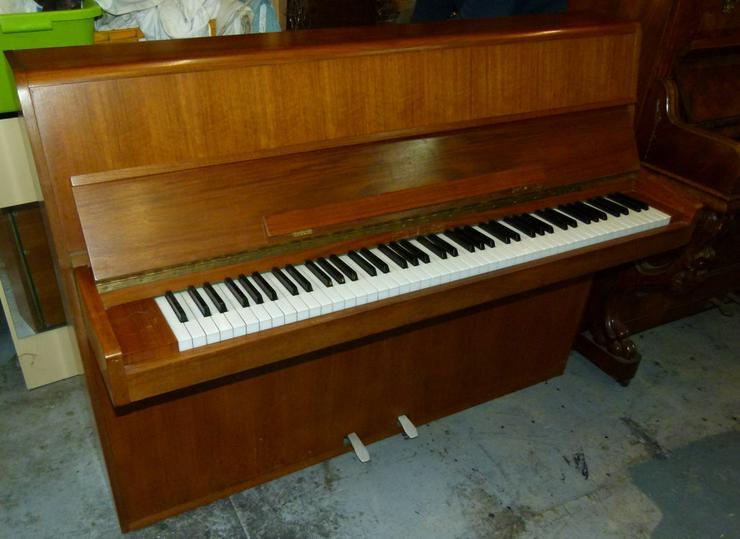 Bild 6: Klavier Rippen