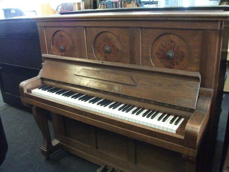 Bild 4: Klavier Helma