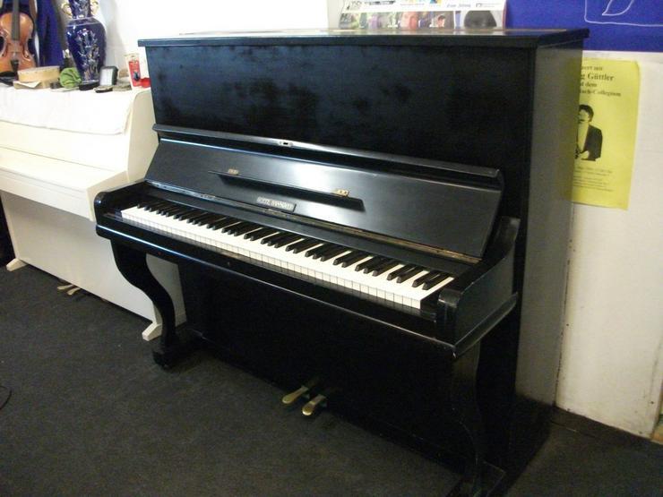 Bild 3: Klavier Gertz