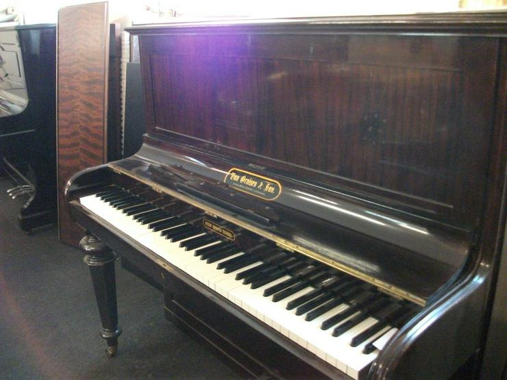 Klavier Van Gruisen & Son - Klaviere & Pianos - Bild 1