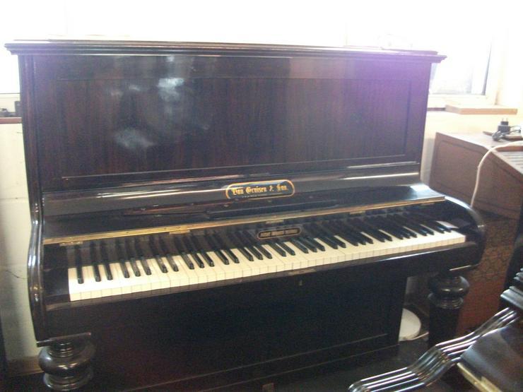 Bild 2: Klavier Van Gruisen & Son