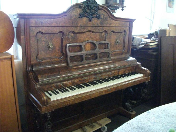 Klavier Hölling-&-Spangenberg - Klaviere & Pianos - Bild 1