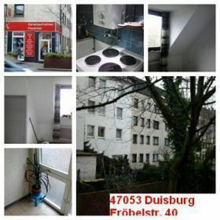 Appartement Wohnung Duisburg