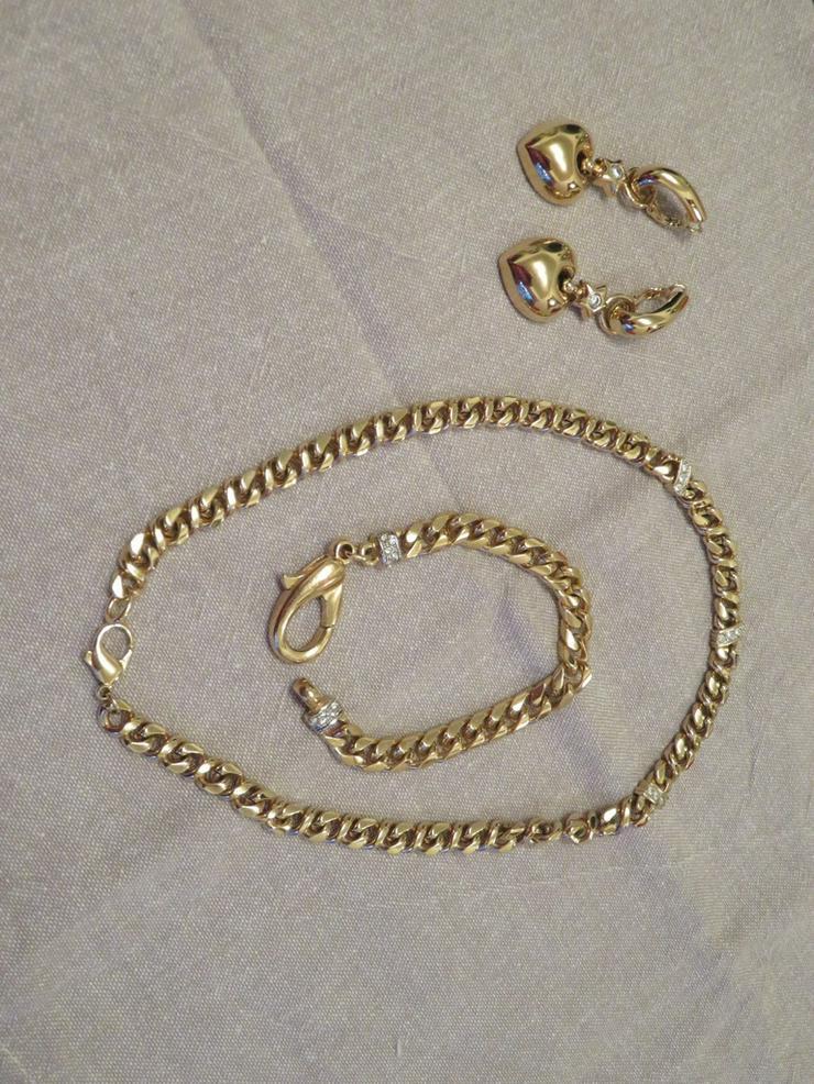 Kette,armband und Ohrringe