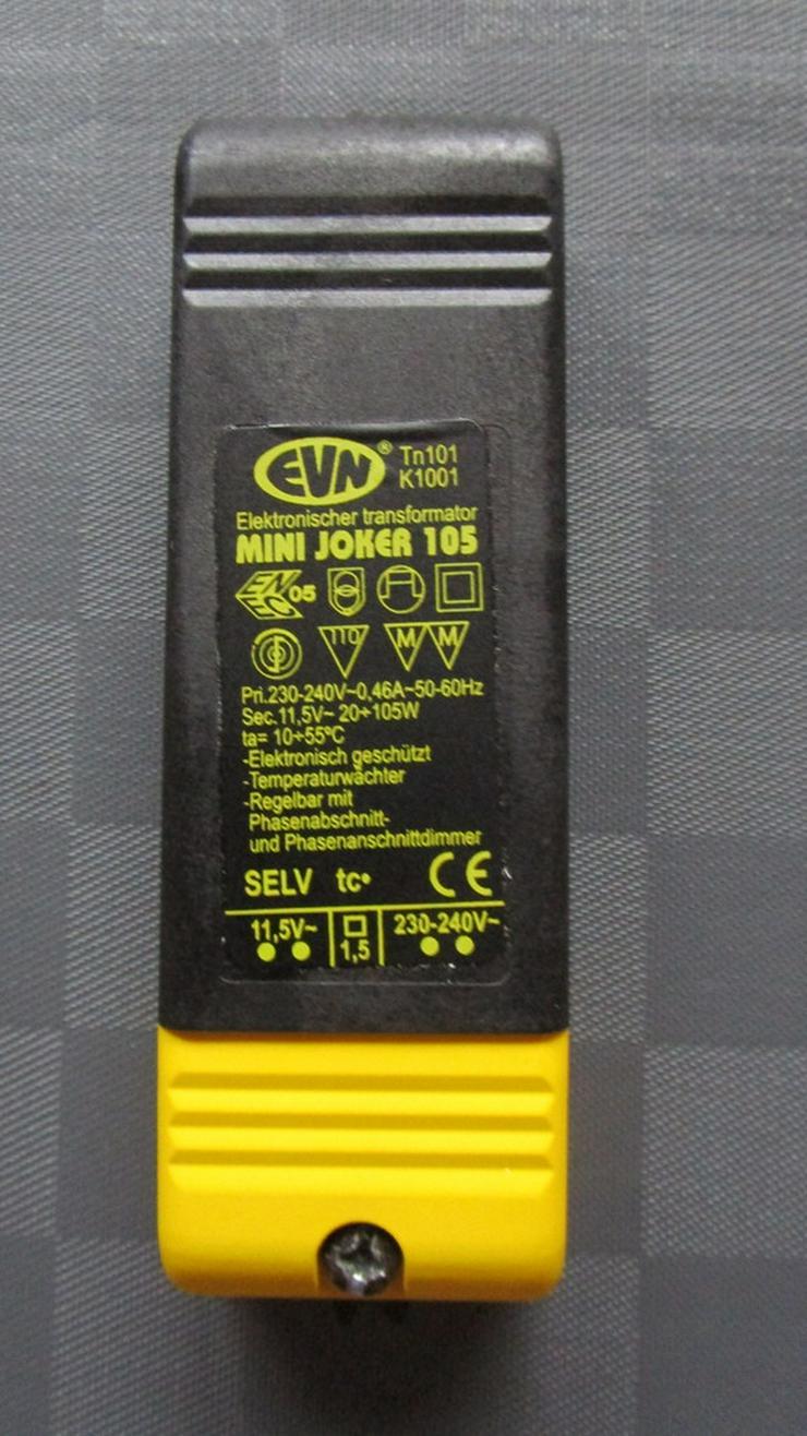 Lichttechnik Trafo Mini Joker 105