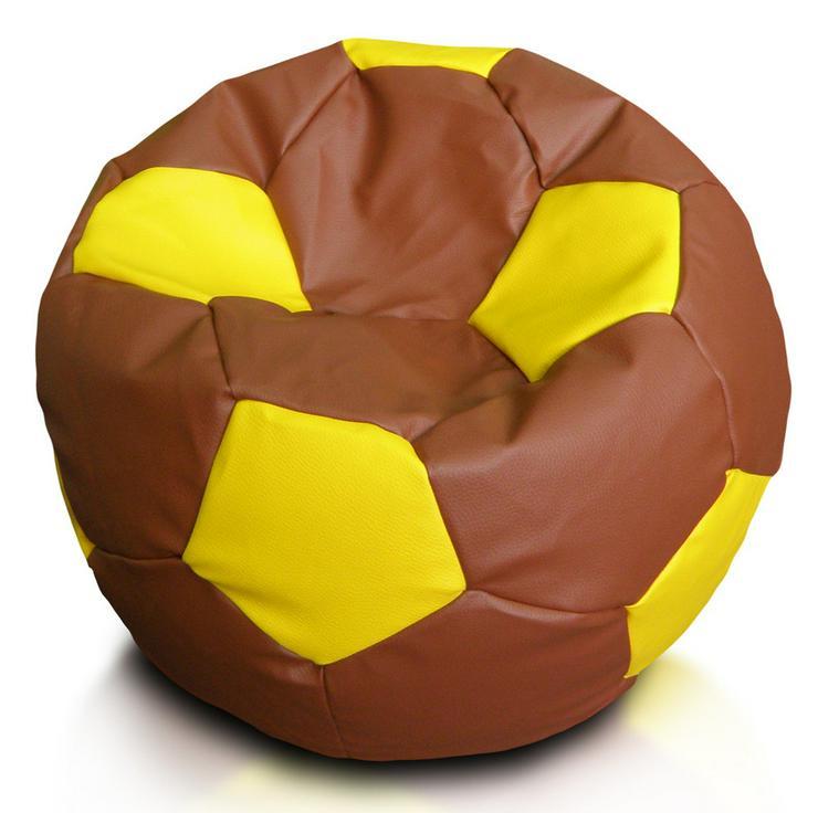 Bild 5: Fußball 90l Sitzsäcke Bodenkissen Beanbag