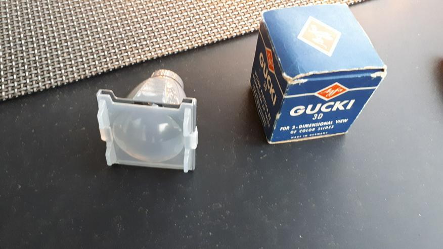Retro-Gucki von Agfa mit Original-Verpackung