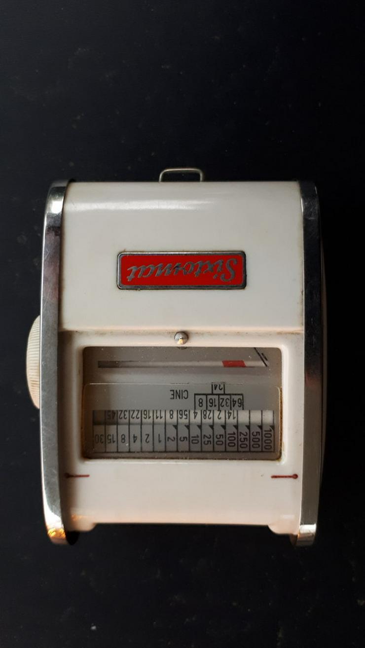 Retro-Belichtungsgerät, Marke Sixtomat
