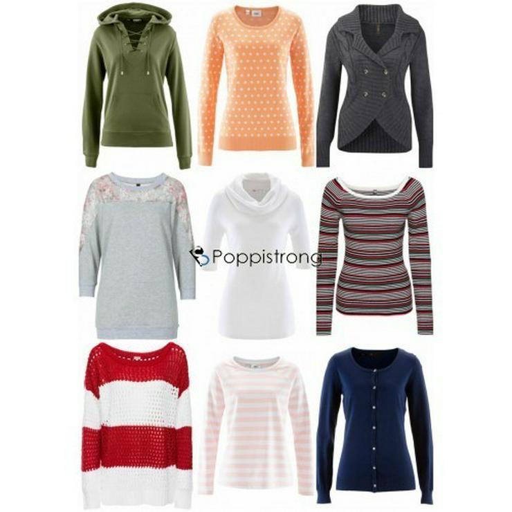 Pullover Sweatshirt Strick Restposten Mode