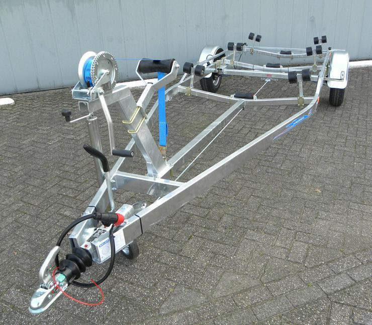 Bild 4: Freewheel Bootsanhänger, hochste Qualität