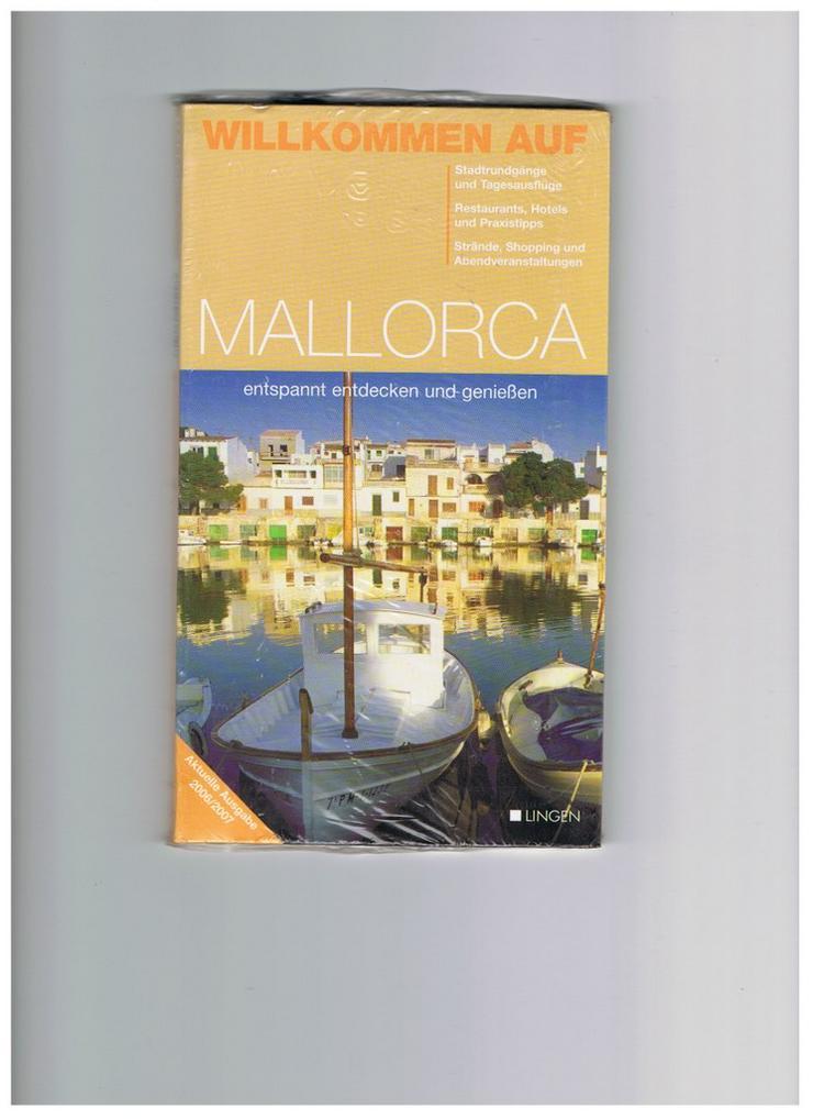 Reiseführer Mallorca in Originalverpackung