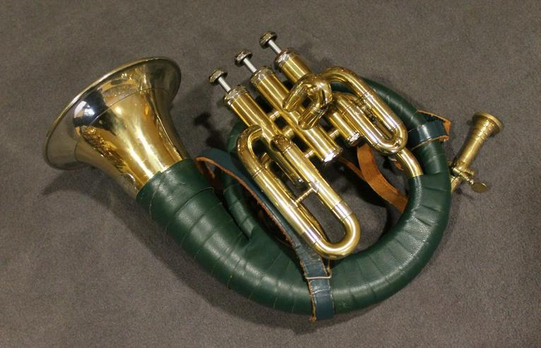Kühnl & Hoyer Ventil Fürst Pless Horn in B - Blasinstrumente - Bild 1