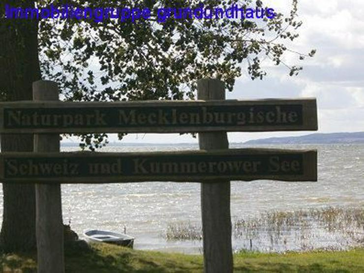 Bild 9: teilbares Baugrundstück unweit Kummerower See und Peene