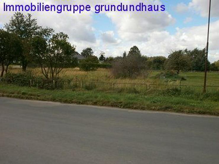 nett gelegenes Grundstück unweit Kummerower See und Peene - Bild 1