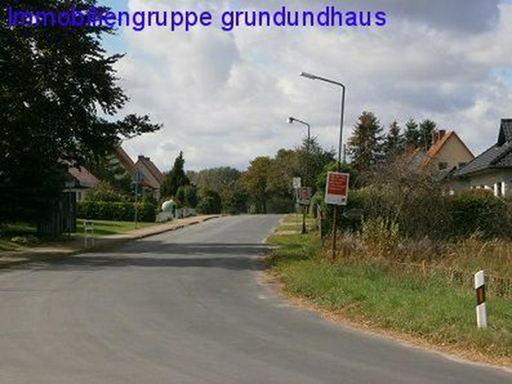 im Erbbaurecht (115,-EUR/Monat): nett gelegenes Grundstück unweit Kummerower See und Peen...
