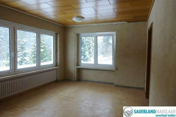 Bild 3: Haus in ruhiger Lage mit zwei Wohneinheiten in Willingen