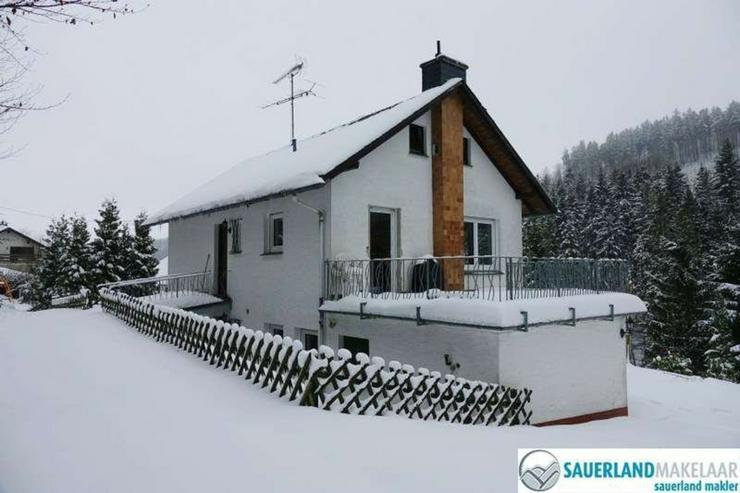 Haus in ruhiger Lage mit zwei Wohneinheiten in Willingen - Haus kaufen - Bild 1