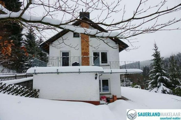 Bild 2: Haus in ruhiger Lage mit zwei Wohneinheiten in Willingen