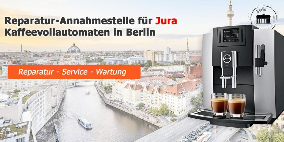 Jura Reparaturservicein Berlin