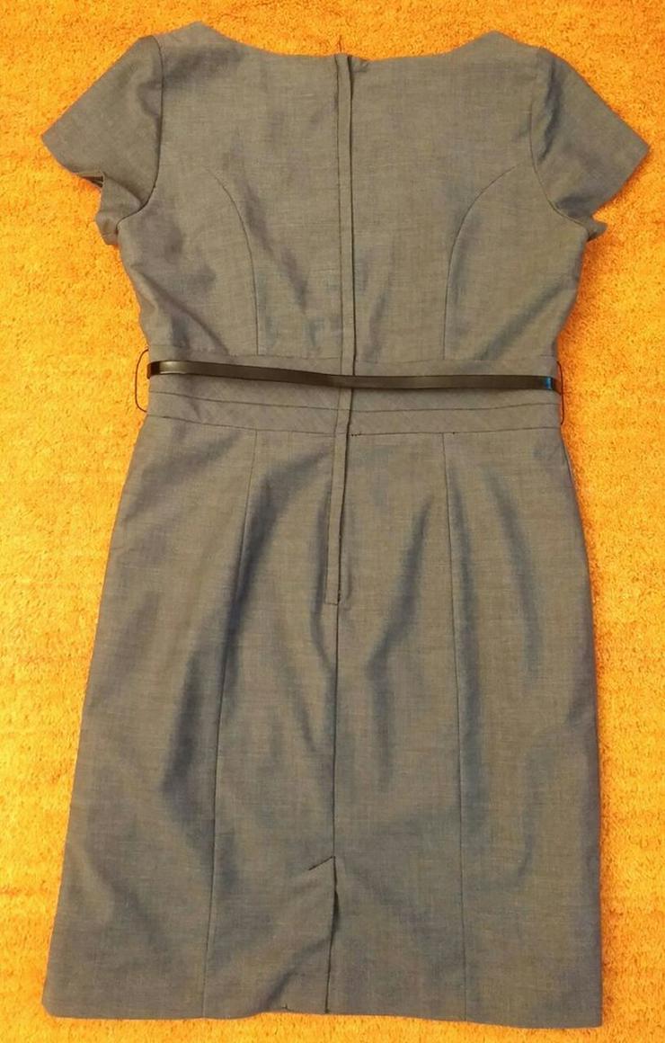 Bild 3: Damen Kleid Gr. 42 in Grau von H&M NW