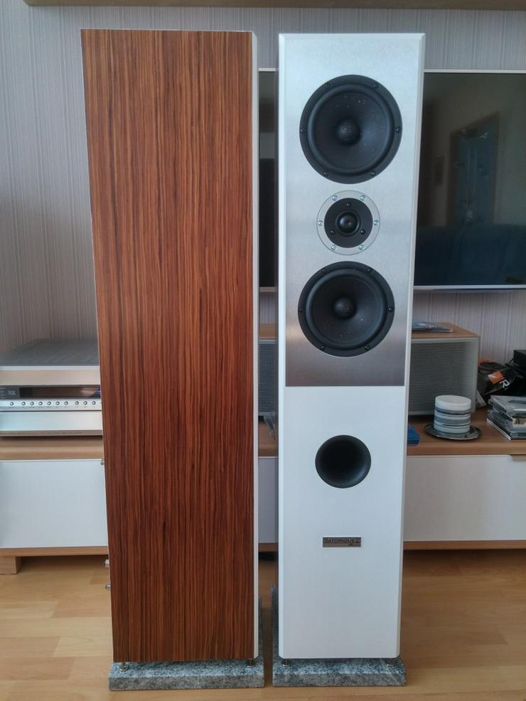 Satorique 2 mit Satori SB Acoustics Chassis - Lautsprecher - Bild 1