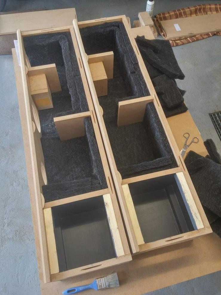 Bild 4: Satorique 2 mit Satori SB Acoustics Chassis