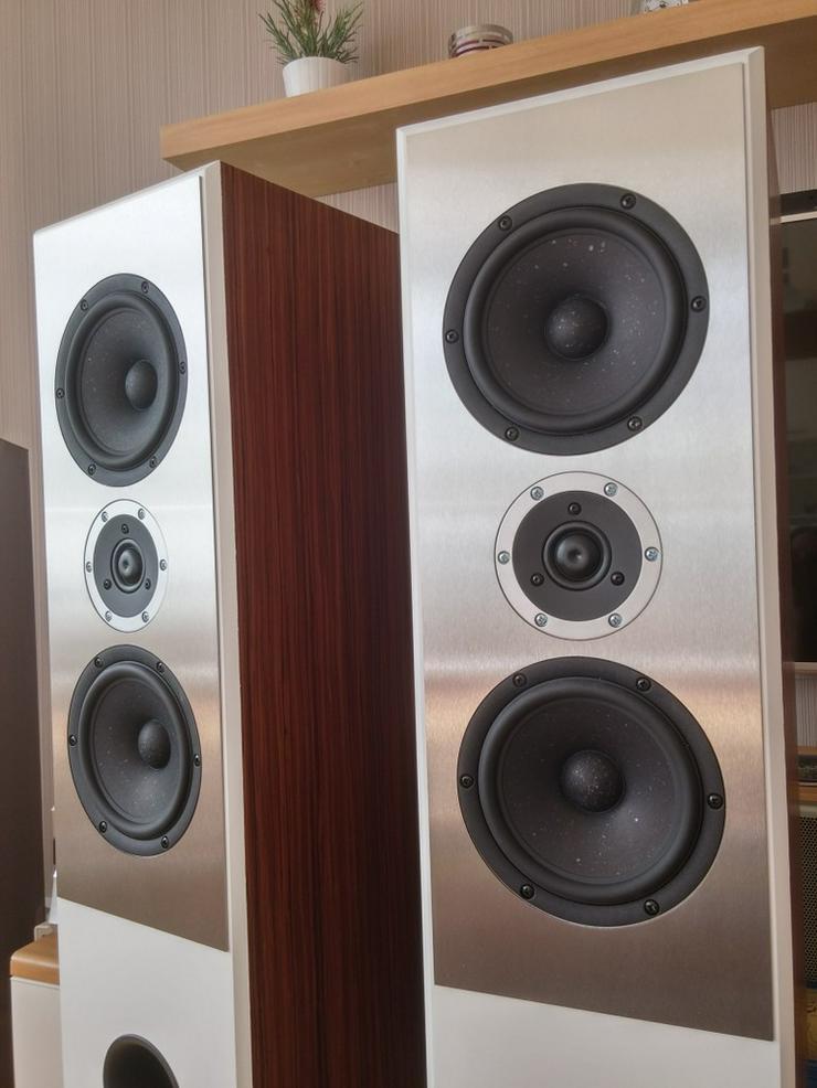 Bild 2: Satorique 2 mit Satori SB Acoustics Chassis