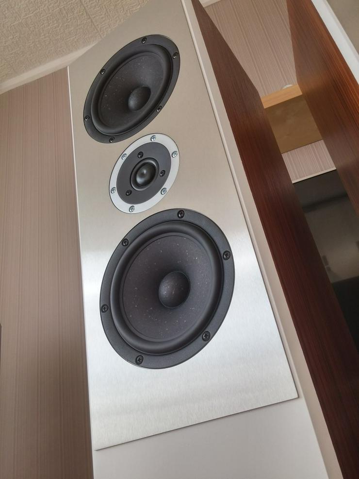 Bild 3: Satorique 2 mit Satori SB Acoustics Chassis