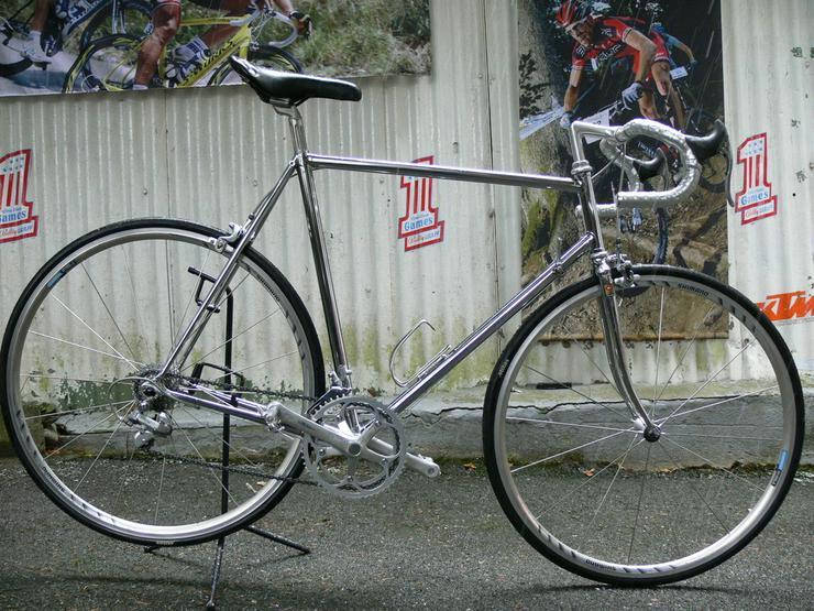 Straßenrennrad von RAZESA ,16 Gang