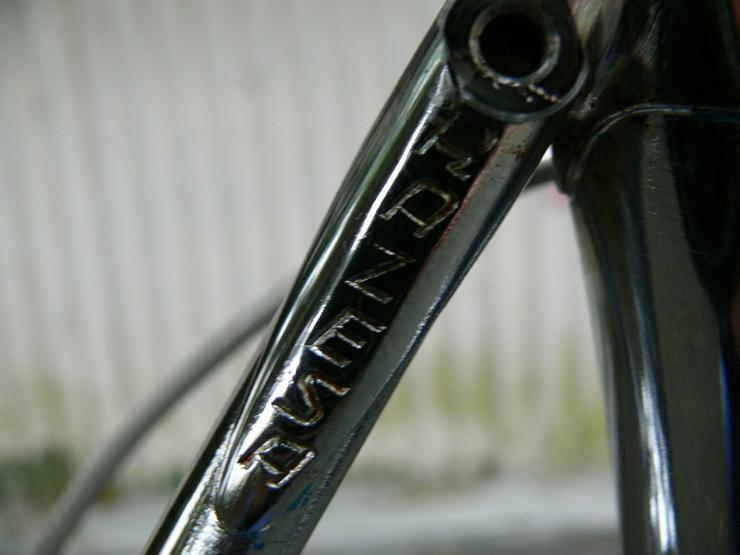 Bild 6: Straßenrennrad von RAZESA ,16 Gang