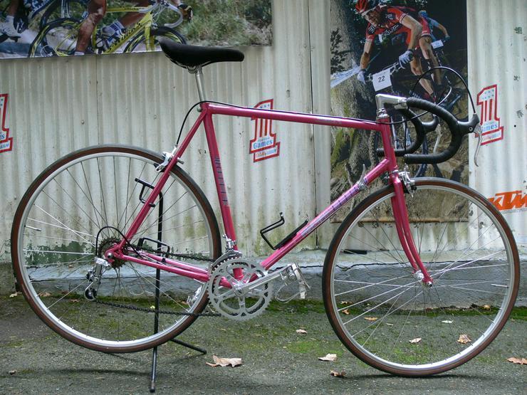 Straßenrennrad von FISCHER , 12 Gang - Bild 1