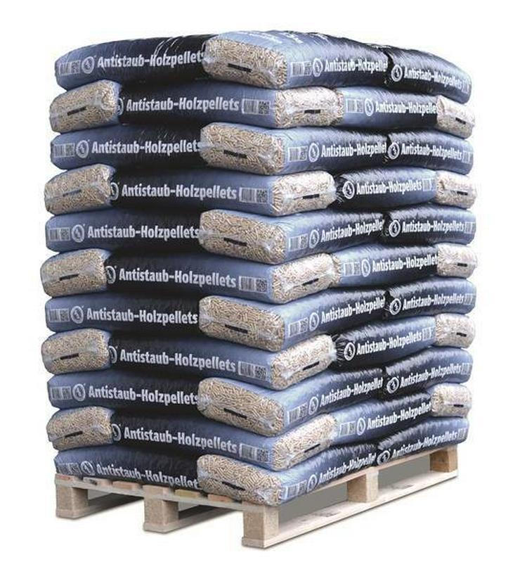 Antistaub-Holzpellets, Nur 0,1 % Staubanteil