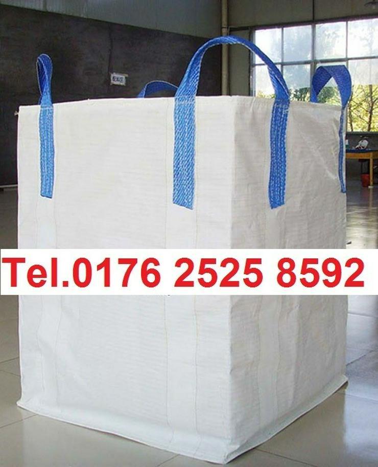 Suche Big Bag Säcke gebraucht