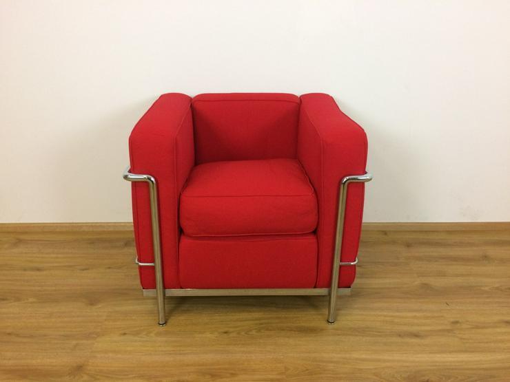 ankauf cassina m bel le corbusier lc2 lc3 lc4 in k ln klettenberg auf. Black Bedroom Furniture Sets. Home Design Ideas
