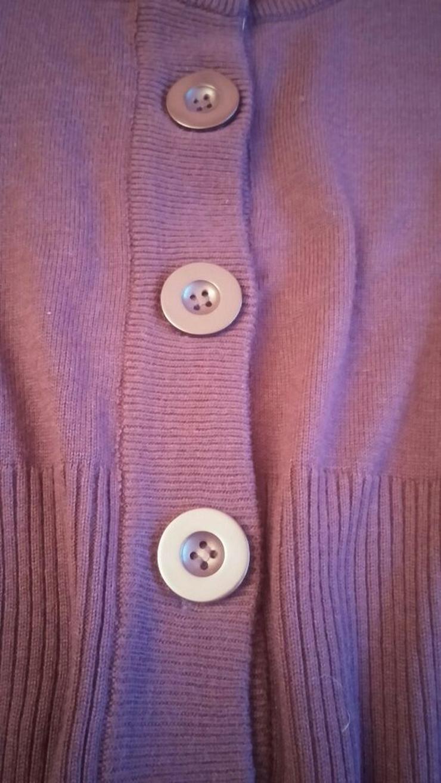 Bild 3: Damen Jacke strick Cardigan Gr. 38 NW