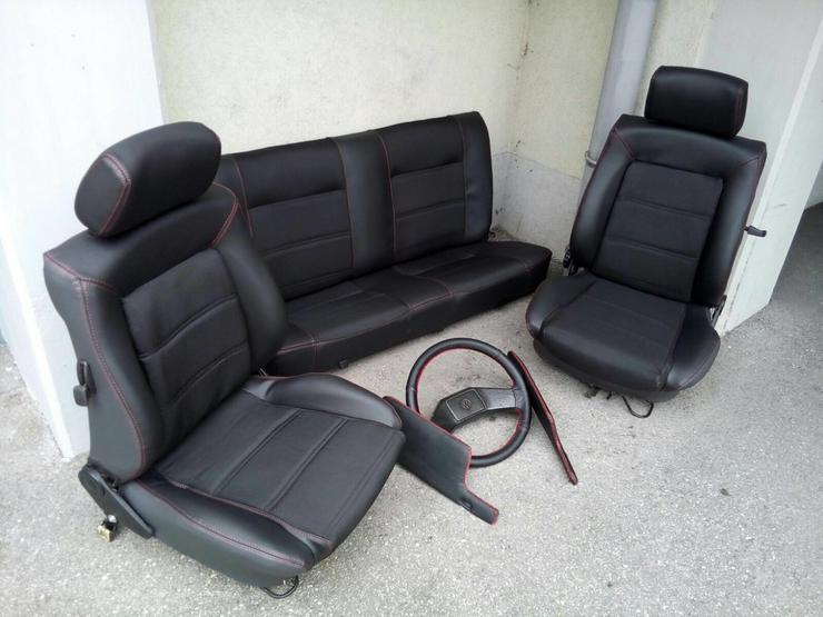 GOLF 1 GTI Sitze Pirelli Golf GTI RECARO SITZE