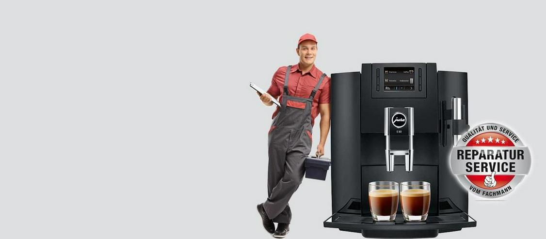 Jura Kaffeeautomaten Reparatur Steglitz