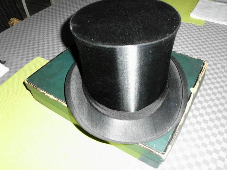 Bild 4: Klopp - Ziylinder ( Seide ) 1930  für € 35