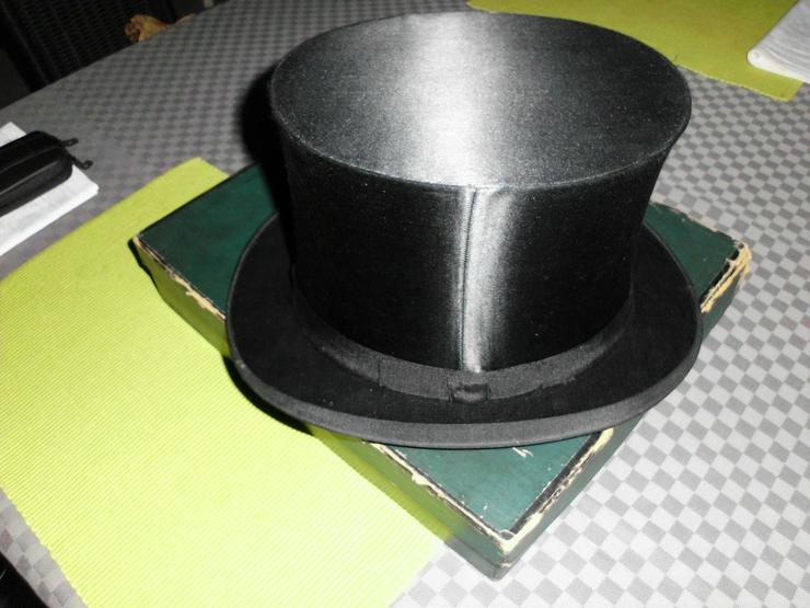 Bild 5: Klopp - Ziylinder ( Seide ) 1930  für € 35