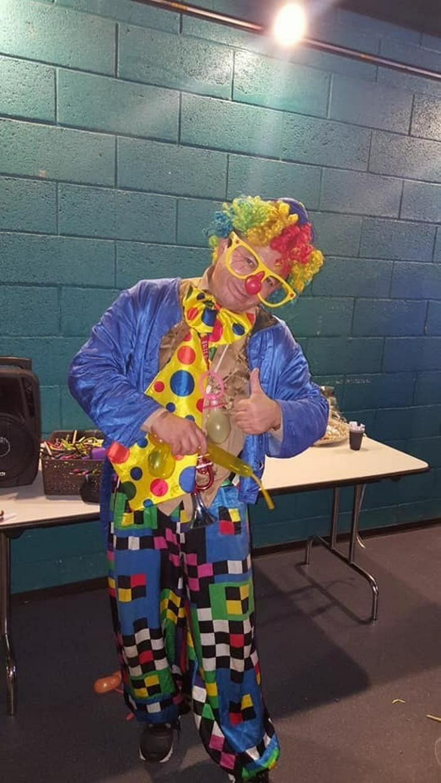 Clown Jackie für Besondere Anlässe !!!