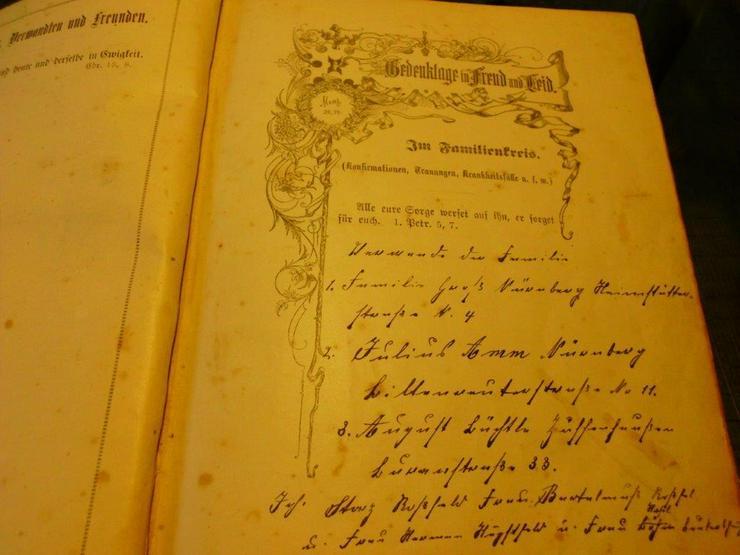 Bild 5: Predigen F.Sonn u. Feiertage 1900 für € 25 + porto