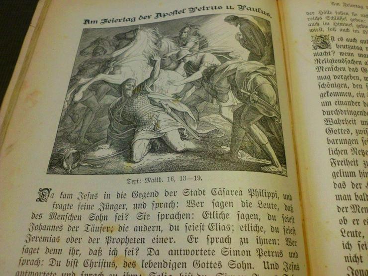 Bild 11: Predigen F.Sonn u. Feiertage 1900 für € 25 + porto