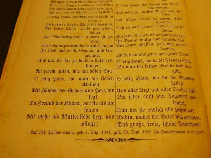 Bild 12: Predigen F.Sonn u. Feiertage 1900 für € 25 + porto